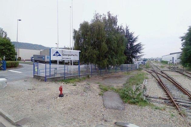 Fermeture de l'usine Essity à St-Etienne-du-Rouvray: 123 postes supprimés