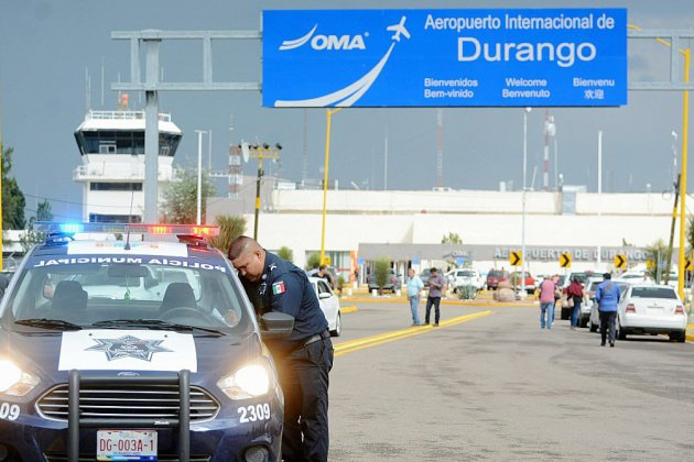 Mexique: un avion de ligne s'écrase au décollage, des blessés, pas de mort (autorités)
