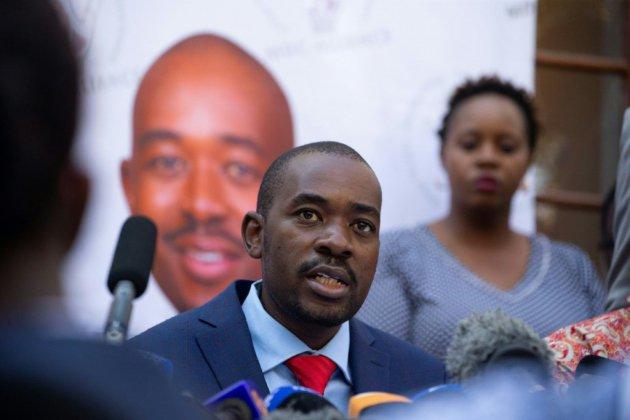 Zimbabwe: le président élu défend une élection crédible, l'opposition crie à la fraude