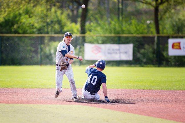Baseball (Élite) : Les Rouennais remontent au classement