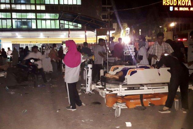 Séisme en Indonésie: au moins 19 morts, des dizaines de blessés