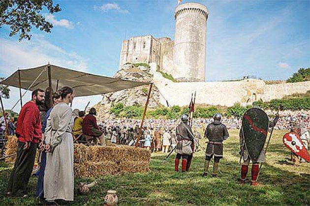 Médiévales de Falaise: demandez le programme!