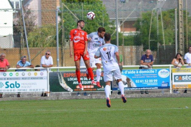 Football (Nationale 2) : Granville et Oissel débutent par une victoire !