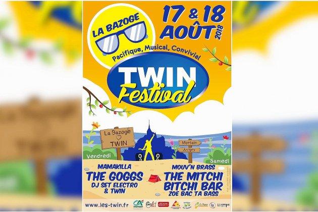 38ème édition du festival Les Twin à La Bazoge (Manche)