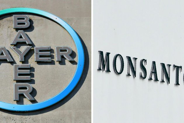 Glyphosate: l'action Bayer perd plus de 10% à la Bourse de Francfort