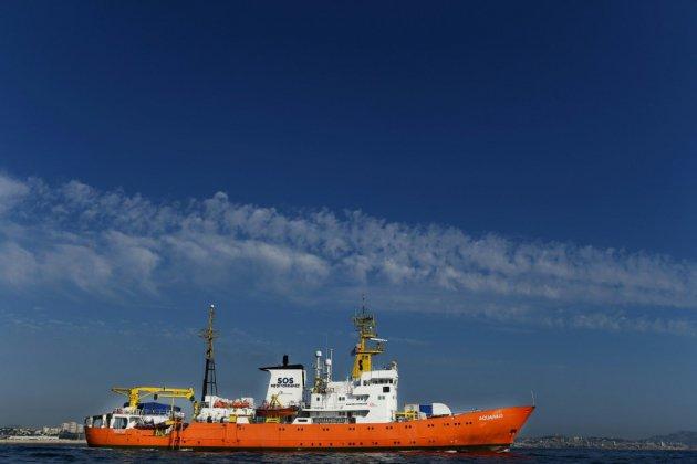 Talamoni: la Corse toujours prête à accueillir l'Aquarius