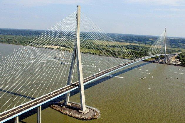 Normandie: comment sont surveillés les ponts traversant la Seine?