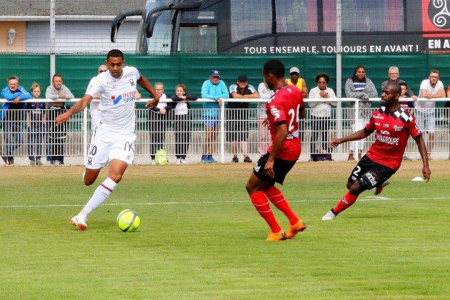Football (Mercato) : Ronny Rodelins'en va, trois arrivéesen vueà Caen