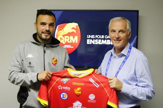 Football: QRM va finalement conserver son capitaine
