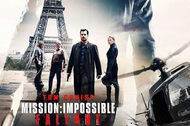 Mission: impossible - Fallout séduit les français