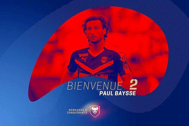 Football: Paul Baysse signe au Stade Malherbe Caen!