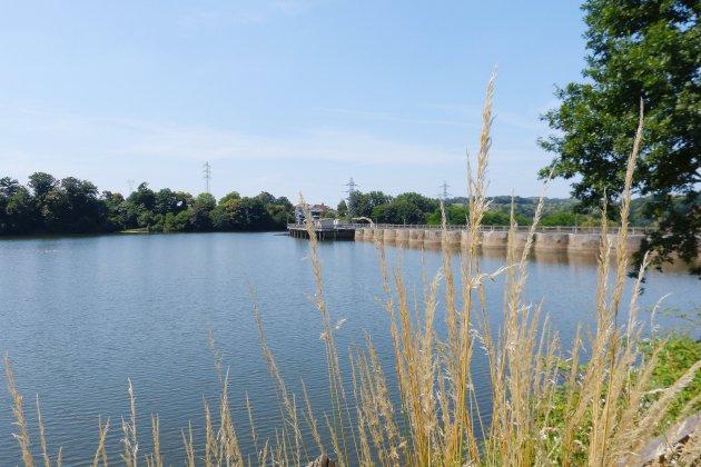 Manche: Les poissons du barrage de Vézins en vente libre au public
