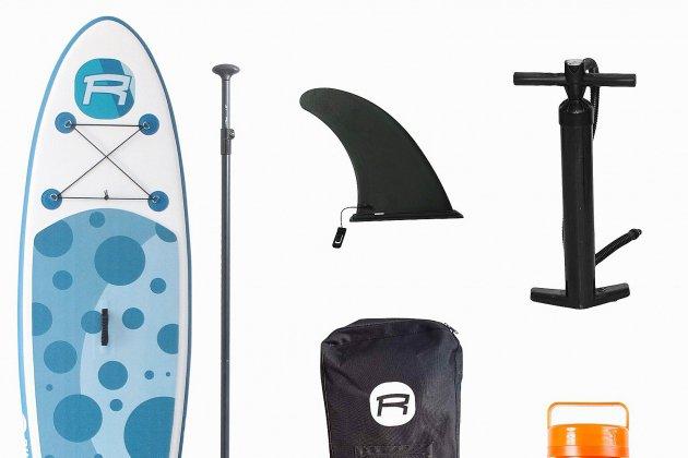 Tendance Ouest vous offre un paddle gonflable !