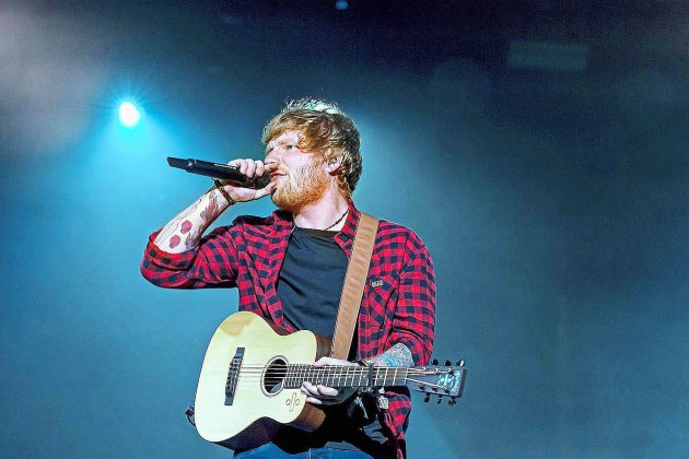 Jouez de la guitare avec Ed Sheeran