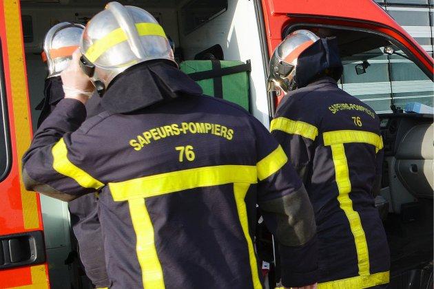 Violent incendie à Rouen: une personne décédée, 15 autres blessées
