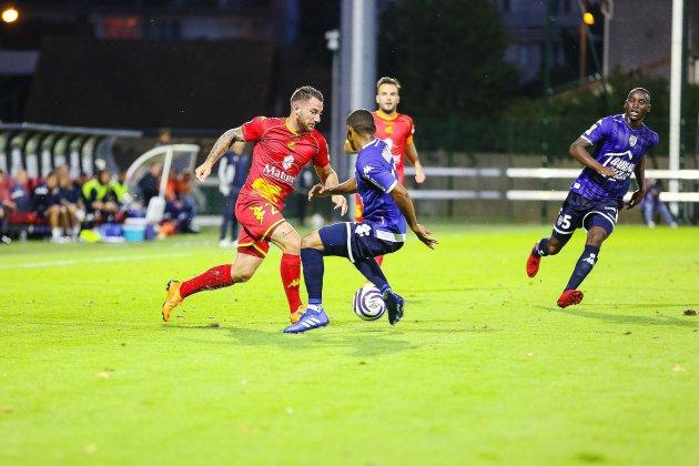 Football: Quevilly Rouen Métropole doit aller chercher une première victoire à Cholet