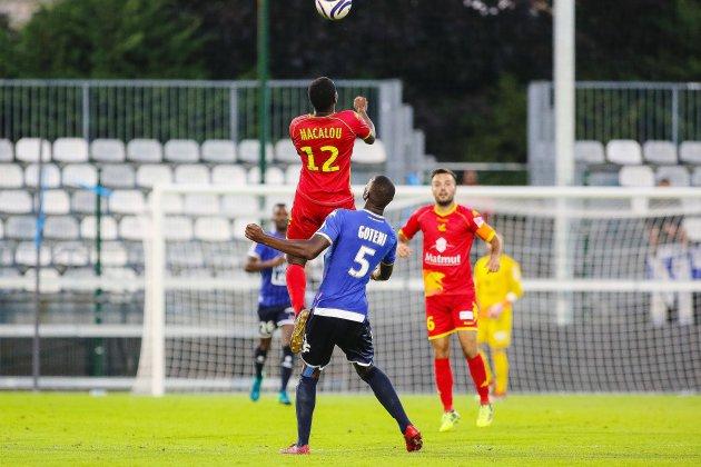 Football : première défaite en championnat pour Quevilly Rouen Métropole