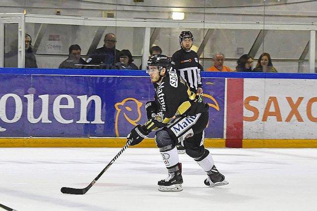 Hockey sur glace : les Dragons décrochent enfin une victoire en amical