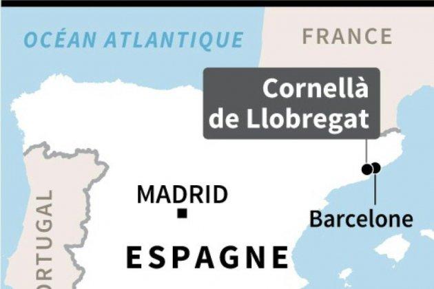 Espagne : un Algérien armé d'un couteau tué en attaquant un commissariat