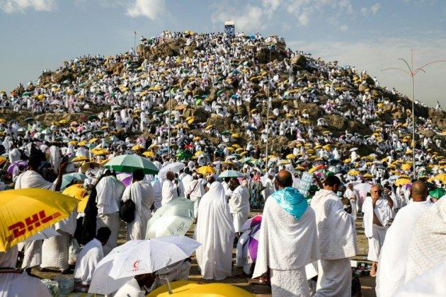 Arabie: le pèlerinage atteint son paroxysme sur le Mont Arafat