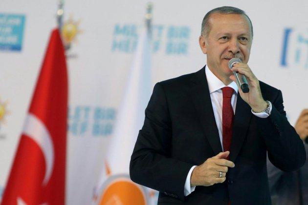 Crise financière: les Etats-Unis, la tête de Turc d'Erdogan