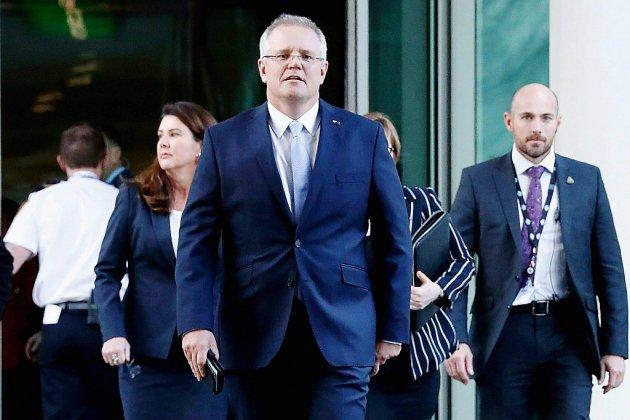 """Australie: Morrison propulsé à la tête du gouvernement par un nouveau """"putsch"""""""