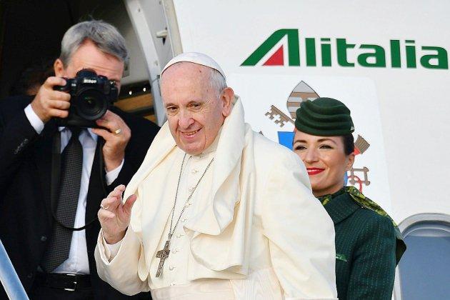 """Abus: le pape évoque sa """"honte"""" face à """"l'échec"""" de l'Église"""