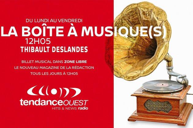 Ave Cesaria de Stromae dans la boîte à musique du 27 août