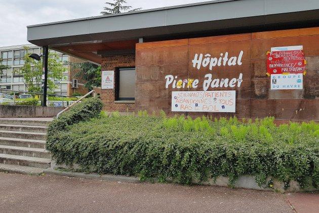 Le Havre: il menace le personnel de Pierre Janet avec un couteau