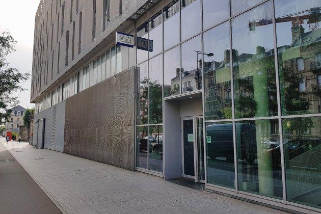 Un clandestin très violent au commissariat du Havre
