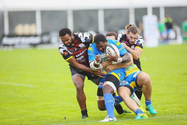 Fédérale 1: le Rouen Normandie Rugby a hâte d'en découdre