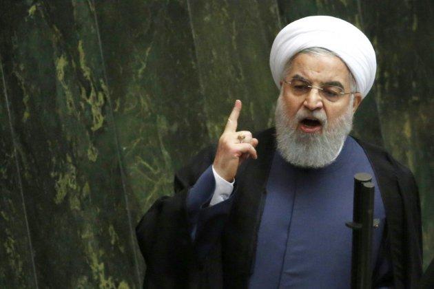 Iran: sommé de s'expliquer sur l'économie, Rohani ne convainc pas le Parlement
