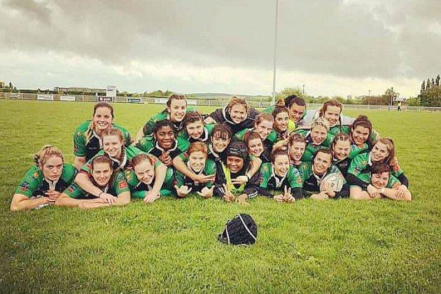 Rugby: les filles de l'Asruc Mont-Saint-Aignan à l'assaut de l'élite