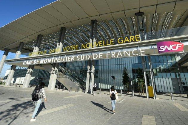 """La seconde gare TGV de Montpellier, """"le fiasco de l'été !"""""""