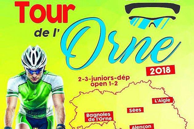 Le Tour de l'Orne a lieu ce week-end
