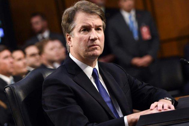 Démarrage tendu de l'audition du candidat de Trump à la Cour suprême
