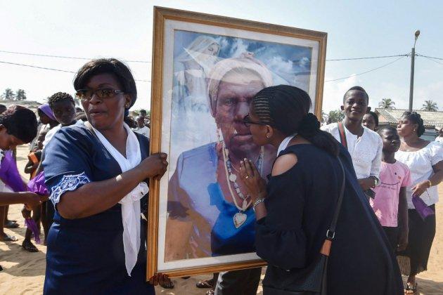 En Côte d'Ivoire, on ne pleure pas les centenaires défunts, on les fête