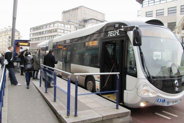 Rouen: bientôt plus de transports en commun en soirée