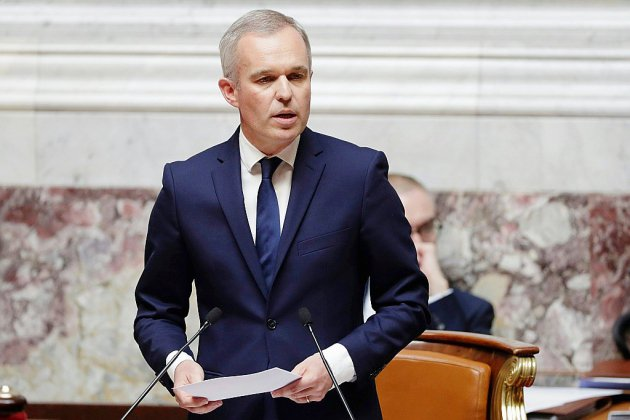 Le nucléaire, un dossier délicat pour le nouveau ministre de Rugy