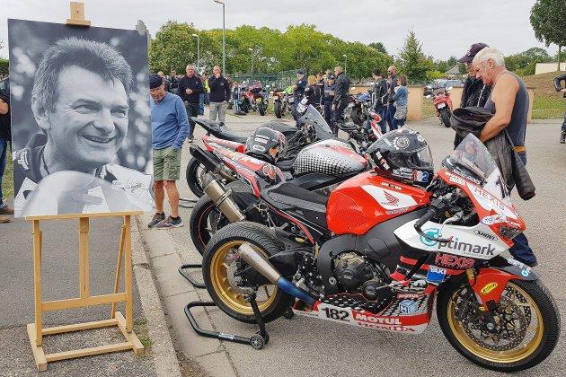 """Moto: création d'une """"association Fabrice Miguet"""""""