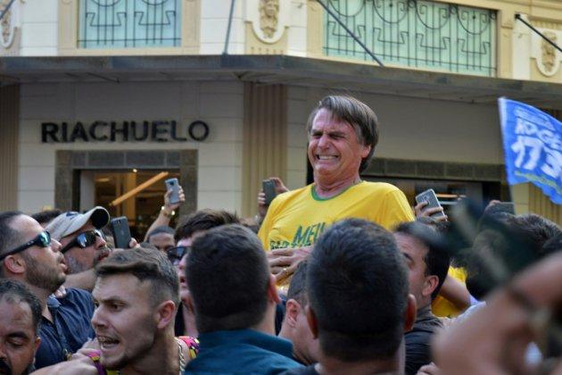Brésil: l'attentat contre Bolsonaro pourrait le rapprocher de la présidence