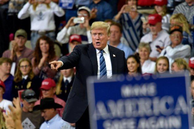 Livre, tribune anonyme: Trump ne décolère pas