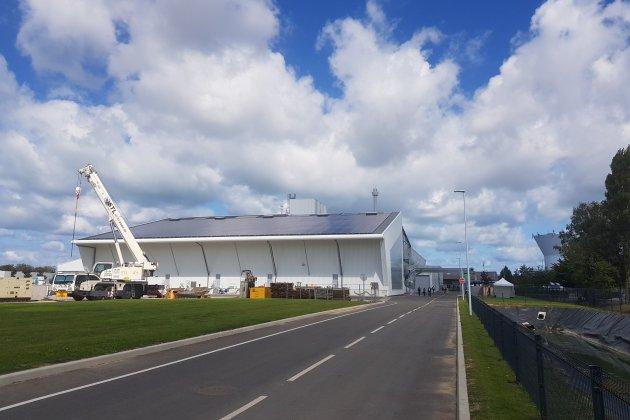 Une usine d'éco-raffinage près de Fécamp: qu'est-ce que c'est?