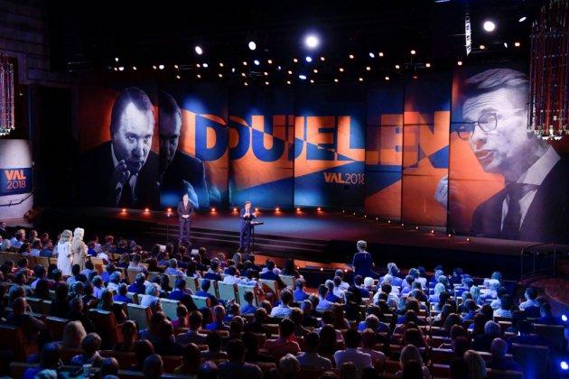 Législatives: après l'Allemagne, la Suède face aux tentations du repli