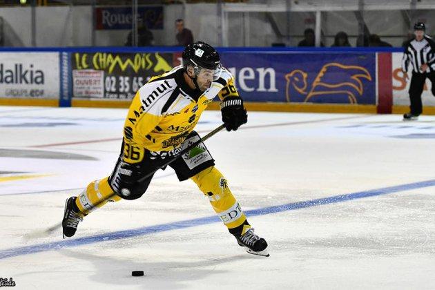 Hockey sur glace (Coupe d'Europe) : les Dragonsde Rouen passentprès d'un exploit faceà Karpat