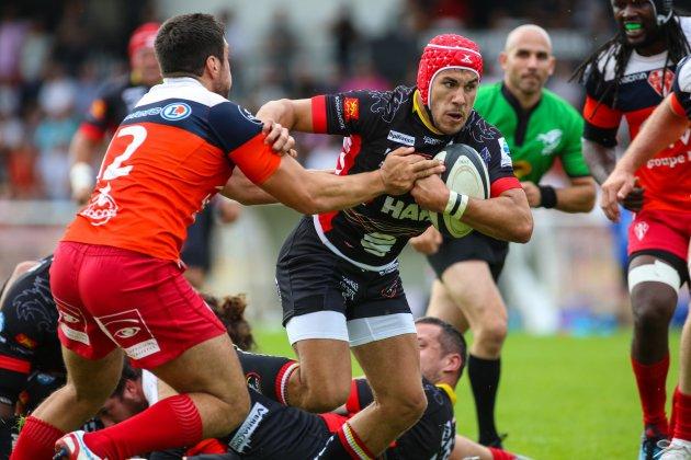 Le Rouen Normandie Rugby prend la 1ère place du classement