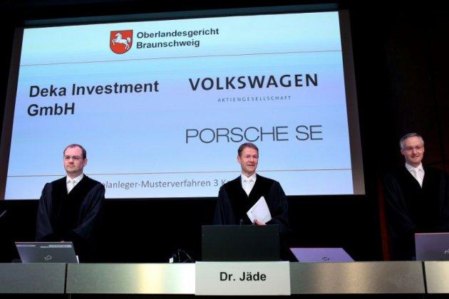 Dieselgate: Volkswagen affronte son grand procès en Allemagne