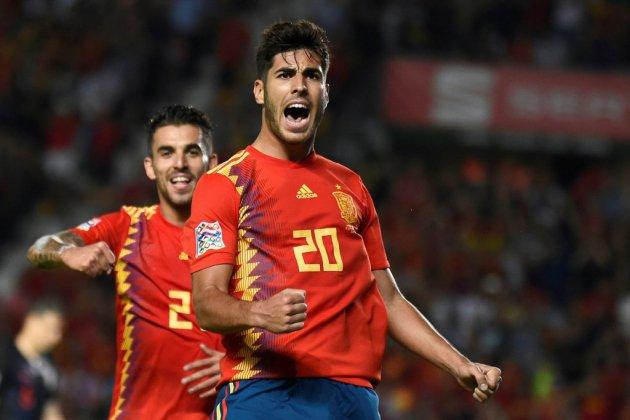 Ligue des nations: la démonstration espagnole fait de l'ombre à Modric