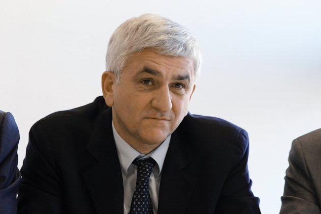 """LNPN: Hervé Morin """"des horizons qui rendent le projet très improbable"""""""
