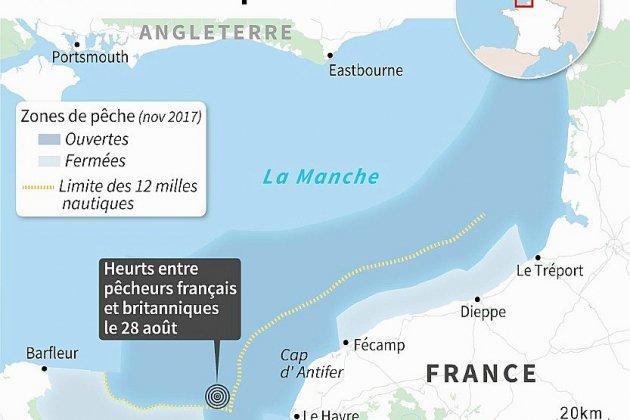 Coquille Saint-Jacques : échec des négociations entre Français et Britanniques